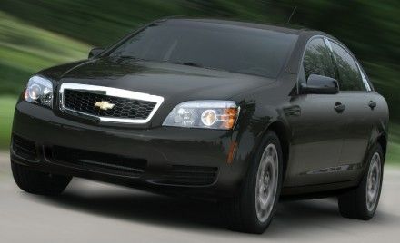 Chevrolet Details Detective Package for Caprice Police Car