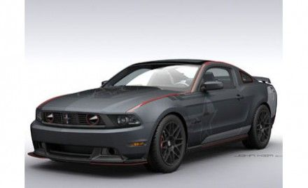 It's an SR-71 Blackbird, It's a Plane, It's Supercharged: Shelby-Roush SR-71 Mustang