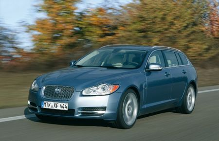 Jaguar XF Wagon Rendered: Another Reason to Love the Wagon