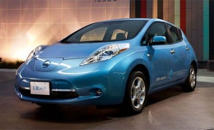 Nissan Leaf Batteries to Carry 8-Year/100,000-Mile Warranty, Launch Markets Announced