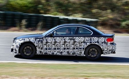 2012 BMW 1-series M Coupe – Prototype Drive