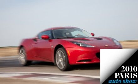 Lotus to Expand Evora Line with Automatic and S Models, Debuting at Paris Show