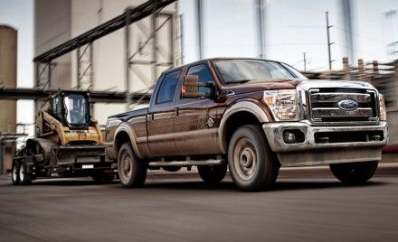 Ford Upgrades Super Duty 6.7-liter Power Stroke Diesel to 400 hp and 800 lb-ft, Offers Reflash for Early Adopters