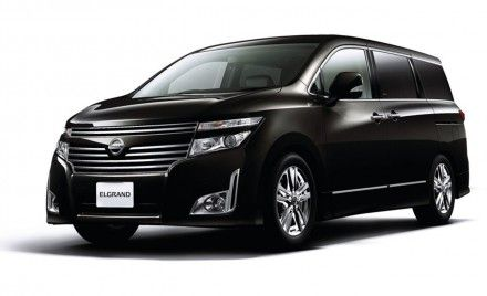 2011 Nissan Quest Previewed by Japanese-Market Elgrand