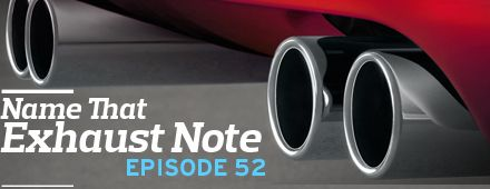 Name That Exhaust Note, Episode 52: 2011 Ford Mustang Shelby GT500