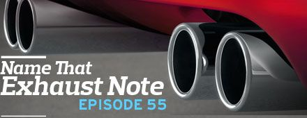 Name That Exhaust Note, Episode 55: 2010 Lexus IS F