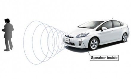 Toyota Launches Noisemaking Add-On for Japanese Prius, American Version Coming Soon