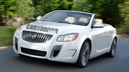 What if Buick Made a Regal Convertible? It Would Look Something Like This