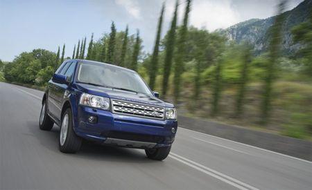 2011 Land Rover LR2 Gets Visual Updates, Debuts Revised Land Rover Logo