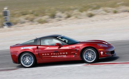 Training Day: A Trip to the Ron Fellows Corvette ZR1 Driving School