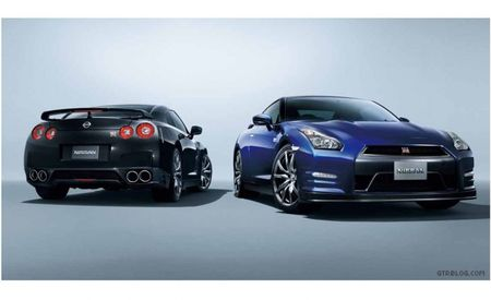 More Information Leaks on 2012 Nissan GT-R: Spec-M Luxury Model, Possible RWD Mode