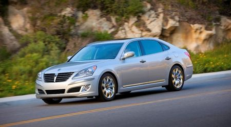 Hyundai Equus, Genesis, and Genesis Coupe to Receive All-Wheel Drive