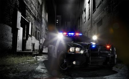 2011 Dodge Charger Pursuit Police Car Announced, Reveals More of All-New Charger