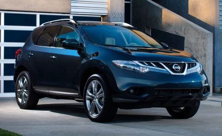 2011 Nissan Murano Receives Refreshed Interior and Exterior, New Trim Level