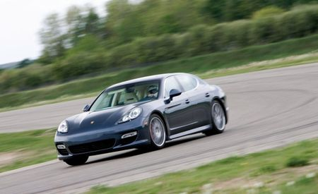 BREAKING: Porsche to Build Panamera Turbo S, Could Be Announced this Week