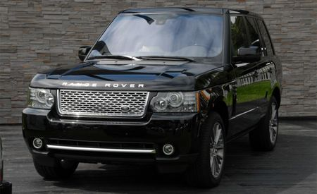 Land Rover Celebrates 40th Anniversary with Range Rover Autobiography Black Limited Edition