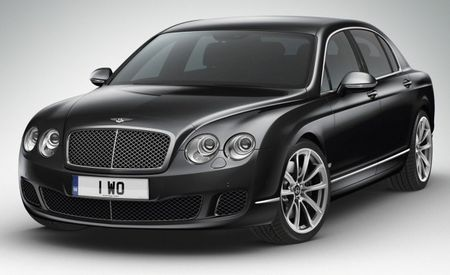Bentley Creates Continental Flying Spur Arabia and Flying Spur Speed Arabia for Middle East Customers