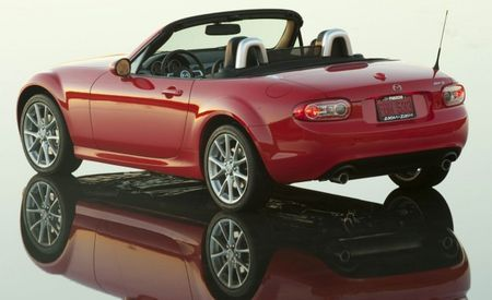 Report Pegs Next-Generation MX-5 Miata Weight at 2200 Pounds