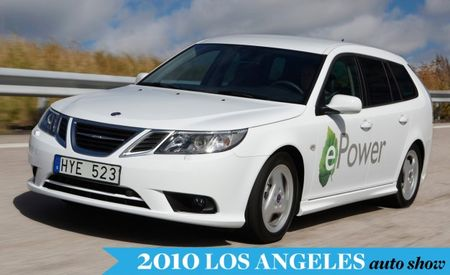 Saab Announces 9-3 SportCombi ePower (It's an Electric 9-3 Wagon, If You Don't Speak Saabish)