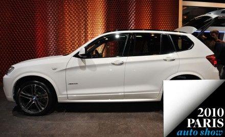 2011 BMW X3 XDrive35i Road Test