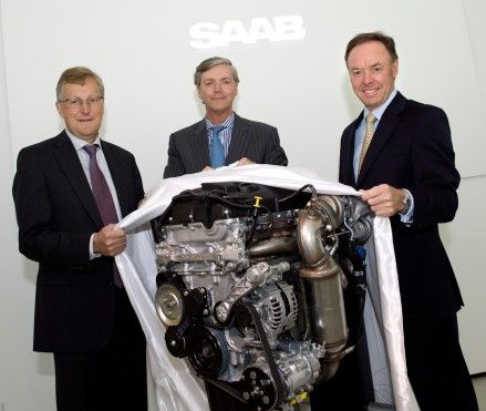 Future Saabs to Use Turbocharged BMW Four-Cylinder, More Ties Likely