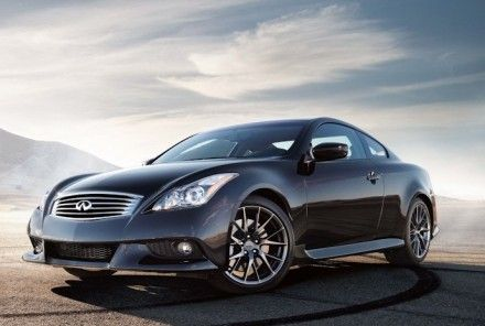 2011 Infiniti IPL G Coupe Pricing Straddles the $50K Line