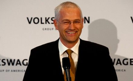 Volkswagen Names Jonathan Browning President and CEO