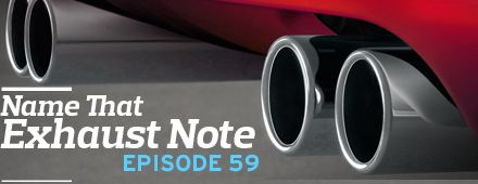 Name That Exhaust Note, Episode 59: 2011 Cadillac CTS-<i>V</i> Coupe Automatic