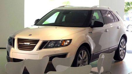 2011 Saab 9-4X Photos Leak, Looks Like a GM Crossover