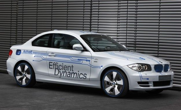 BMW Announces Launch Markets for ActiveE Electric 1-series