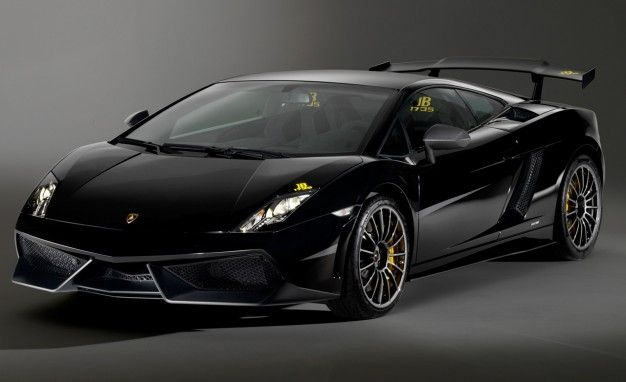 Lamborghini Partners with Highfalutin' Watchmaker for Gallardo LP570-4 Blancpain Edition
