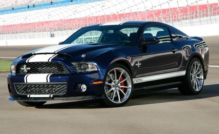 Shelby Adds Super Snake Package for 2011 Mustang Shelby GT500