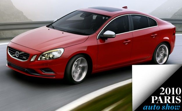 Volvo Launches R-Design Package for S60 and V60