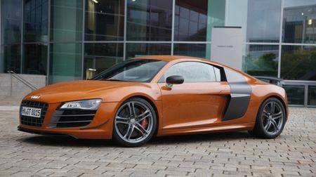 2011 Audi R8 GT Gets U.S. Pricing, May Get Lightweight Seats