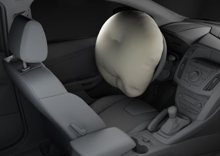 2012 Focus First to Receive Ford's Next-Gen Airbags