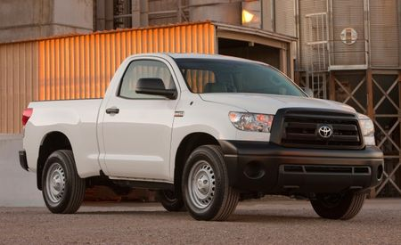 2011 Toyota Tundra 4.0-liter V6 Receives More Power