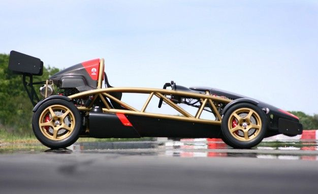 Ariel Launches Limited-Edition, 500-hp Atom 500 V8
