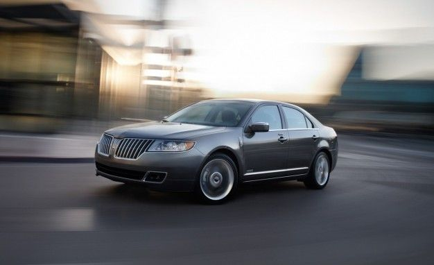 2011 Lincoln MKZ Hybrid – Quick Spin