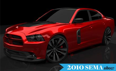 Mopar Modifies New Products for SEMA: Charger, Durango, Fiat 500