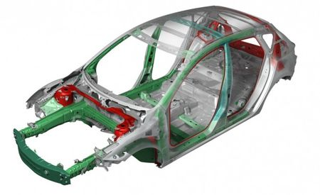 Mazda Announces Lightweight Chassis and Body Designs, SKYACTIV is the New SKY