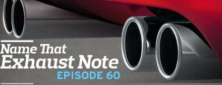 Name That Exhaust Note, Episode 60: 2011 Porsche Boxster Spyder PDK