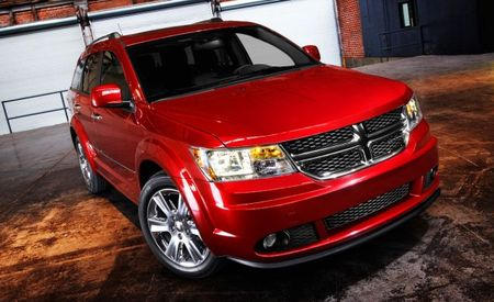 2011 Dodge Journey Receives Face Lift, Pentastar V6, Revised Interior