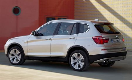 2011 BMW X3 Priced from $37,625, $2100 Less than 2010 Model