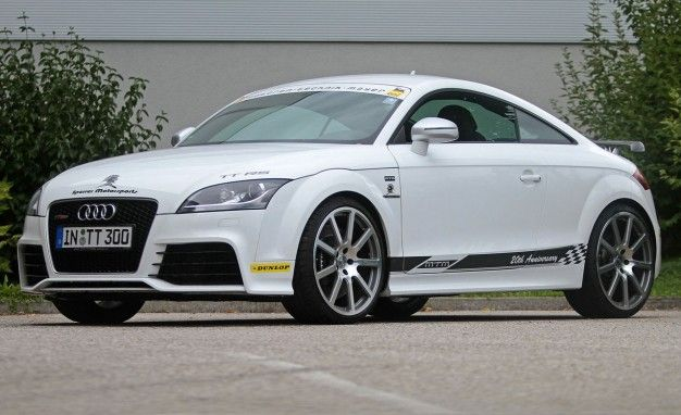 MTM-Tweaked Audi TT RS Hits 194 mph in Italy