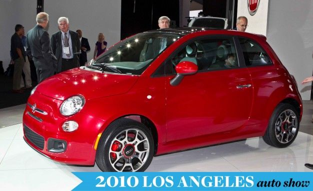 $16,000 Base Price and 130 Dealers Announced for 2012 Fiat 500