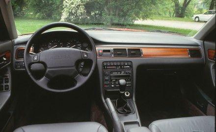 name that shifter no 2 1992 acura vigor rh caranddriver com 1994 Acura Vigor 1992 acura legend owners manual