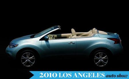 Nissan Unveils Murano CrossCabriolet (That's a Convertible!) via Facebook