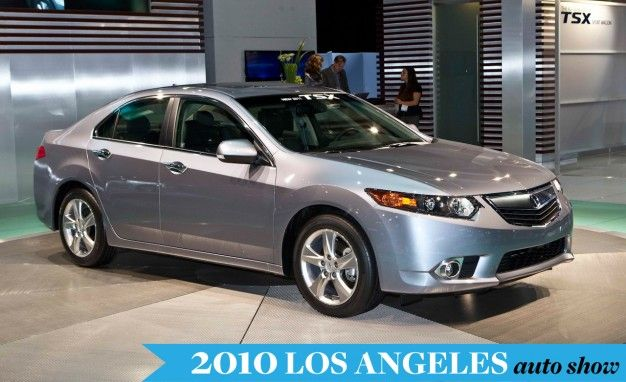 2011 Acura TSX Official Photos and Info – Auto Shows