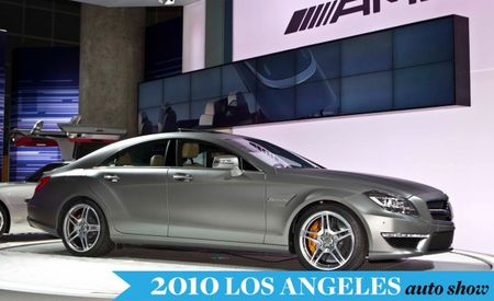 2012 Mercedes-Benz CLS63 AMG to Debut at L.A. Show