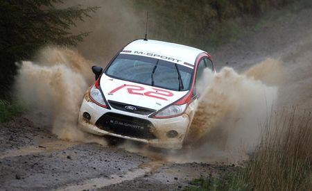 Ford Announces Rally-Prep Kit, Race Series for Fiesta